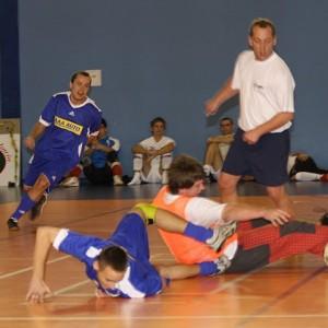 Futsalový turnaj automobiliek