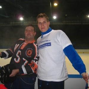 Hokejový turnaj v Kežmarku