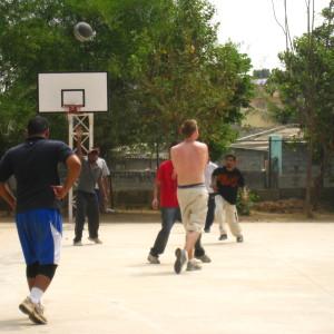 Firemný športový deň v Bangalore (India)