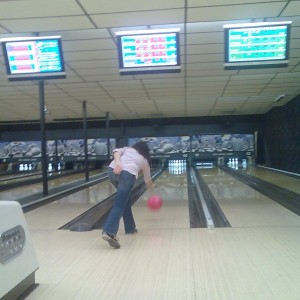 Firemný bowlingový turnaj v New York City